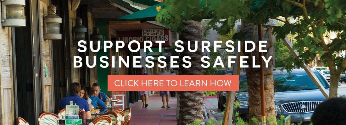 Support Surfside Businesses Safely