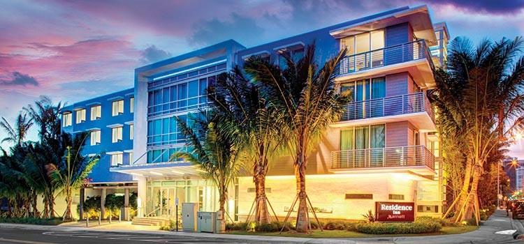 Residence Inn by Marriott Miami Beach, Surfside