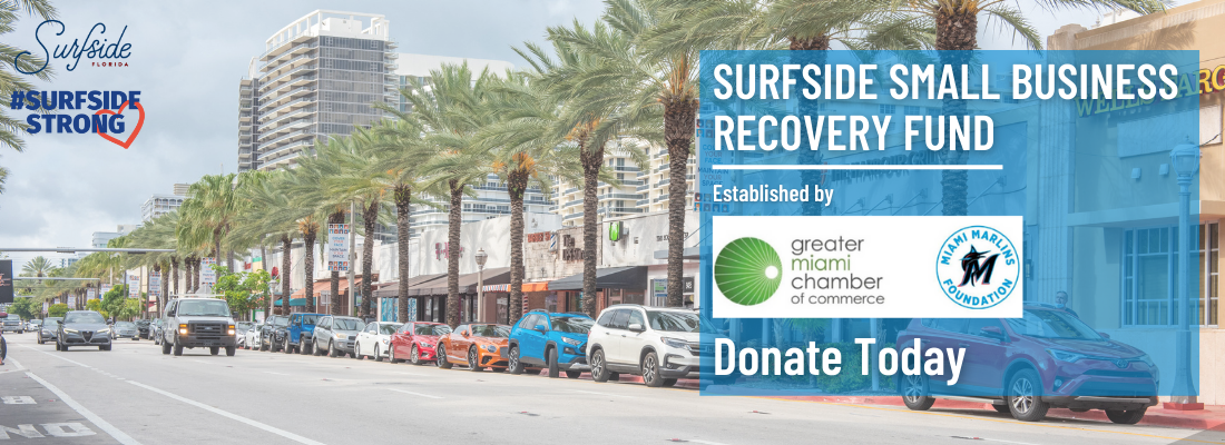 surfside small business recovery fund link