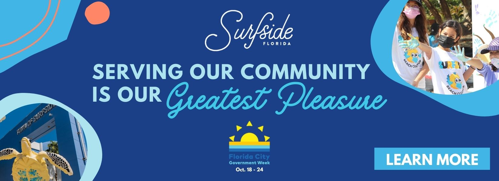 surfside city government week